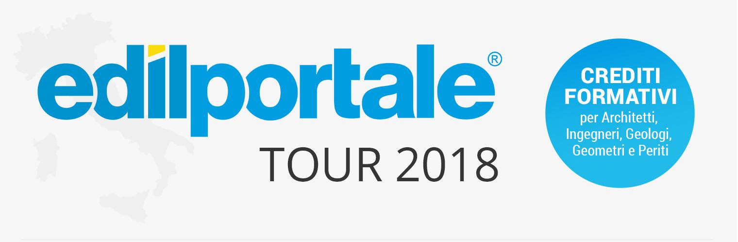 Edilportale tour 2018